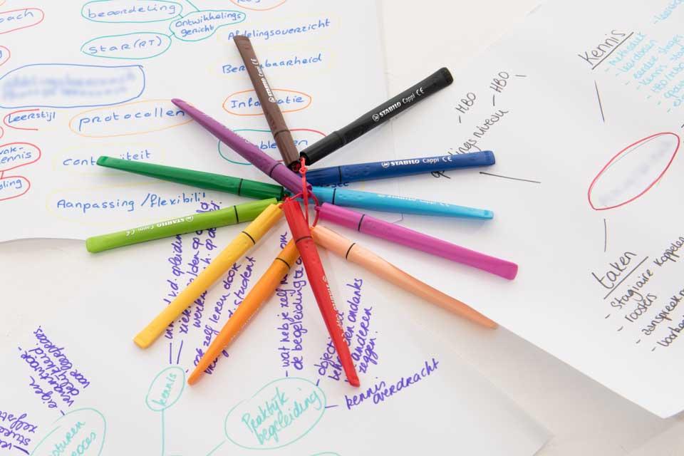 OntwikkelTijd Pennen